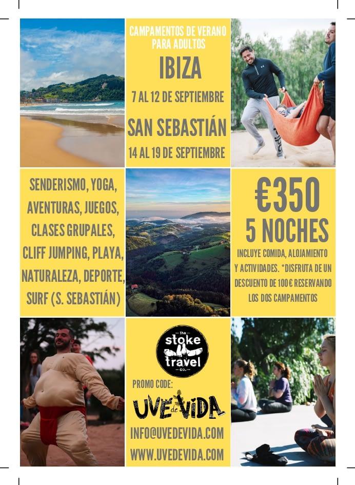 Summer Camp - San Sebastián