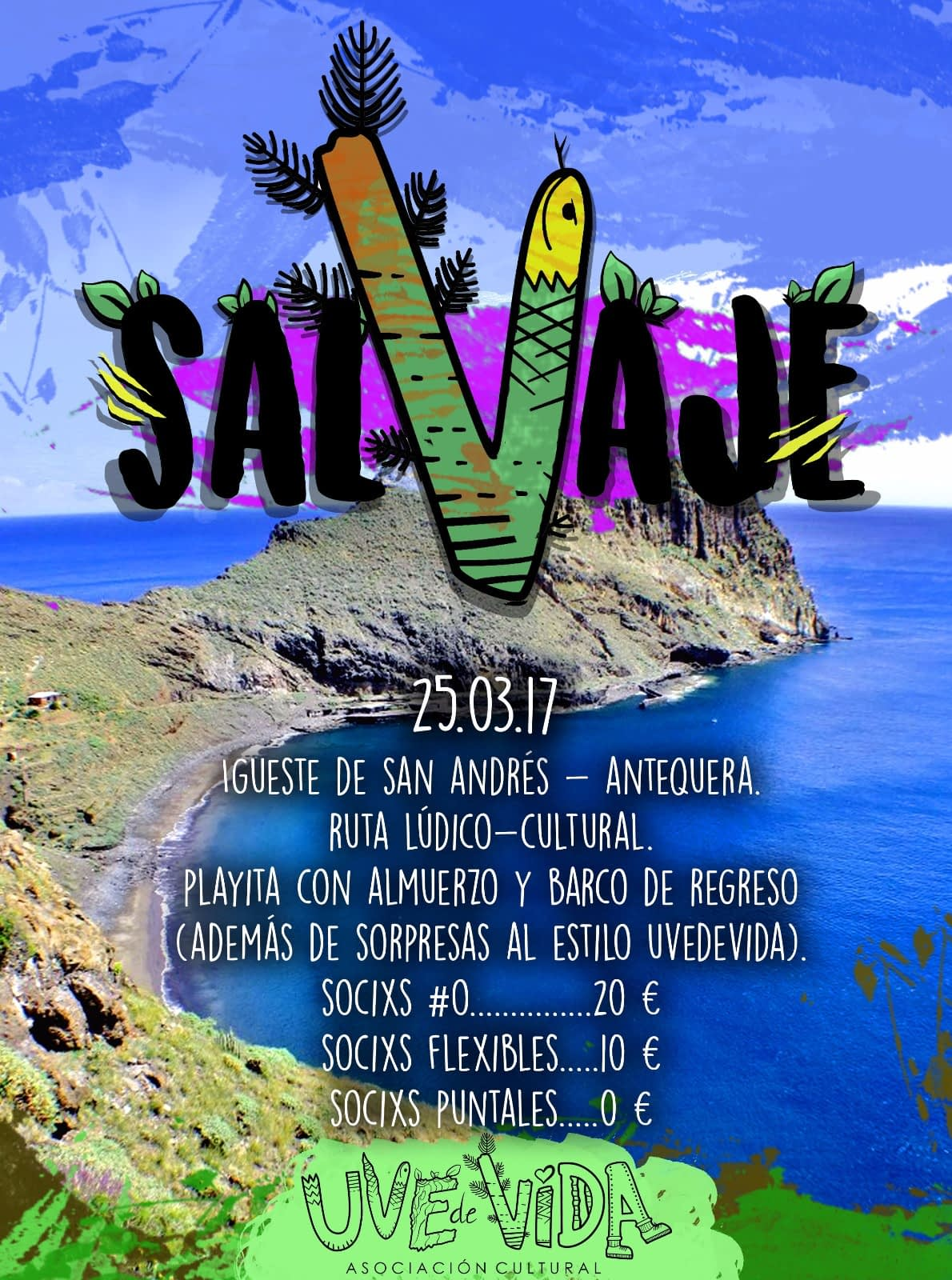 SalVaje Igueste de San Andrés-Antequera