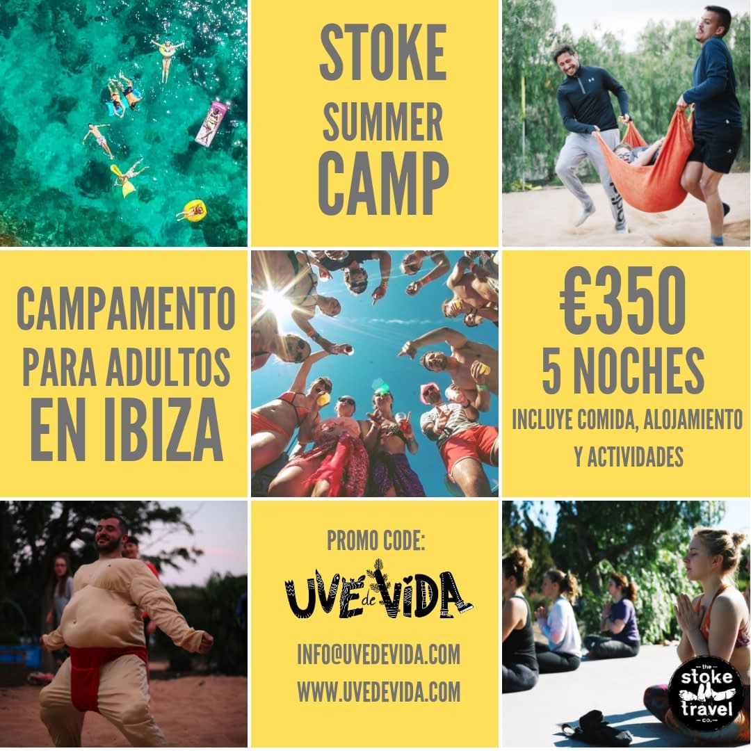 Summer Camp - Ibiza