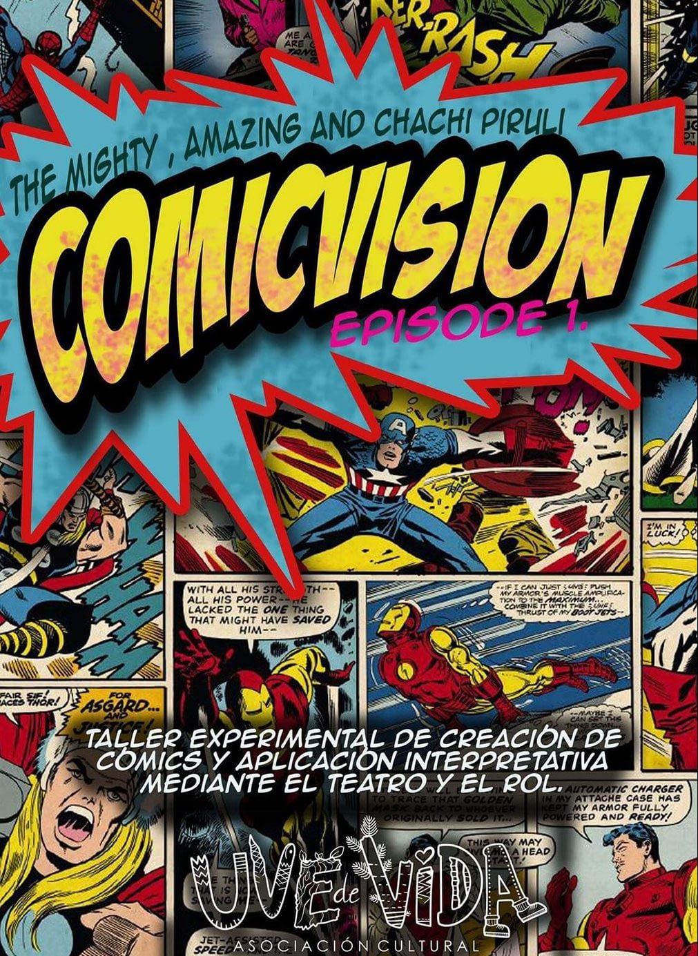 ComicVision