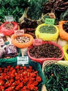 """Especias"" - Mercado de La Laguna - Taty Koster."